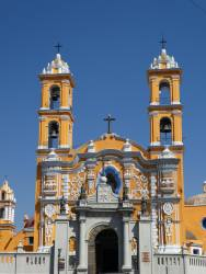 templo san francisco, puebla