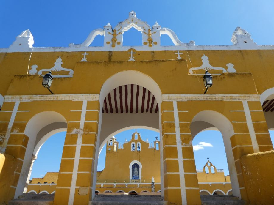 couvent-izamal