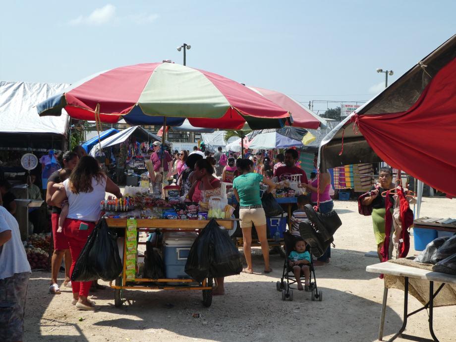 market, San Ignacio
