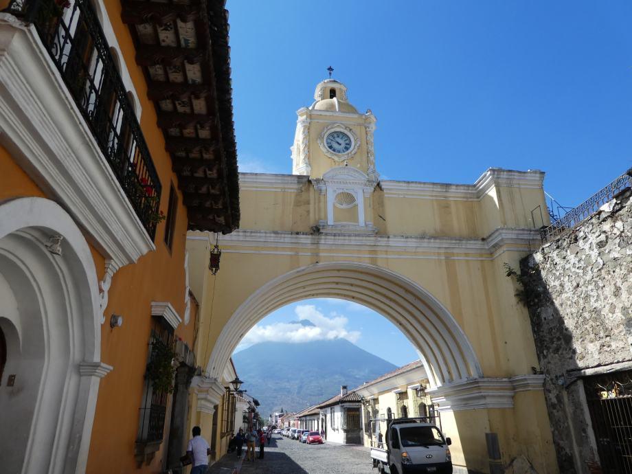 Arche, Antigua