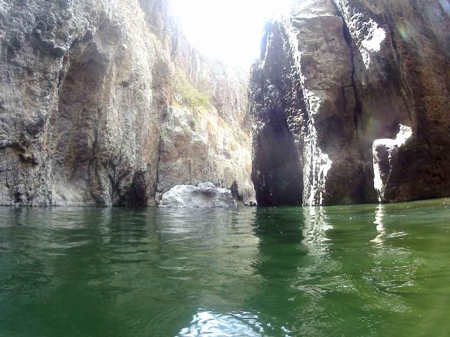 canyon de Somoto-
