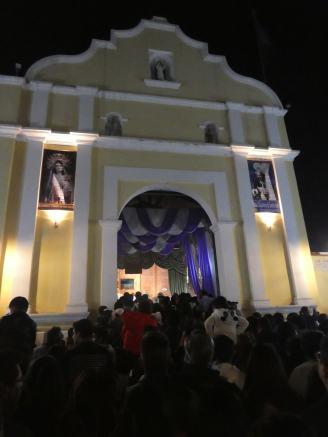 Cérémonie de la Revelacion à Santa Ines