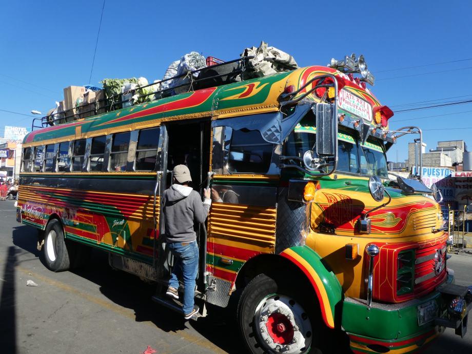 Chicken bus (1)