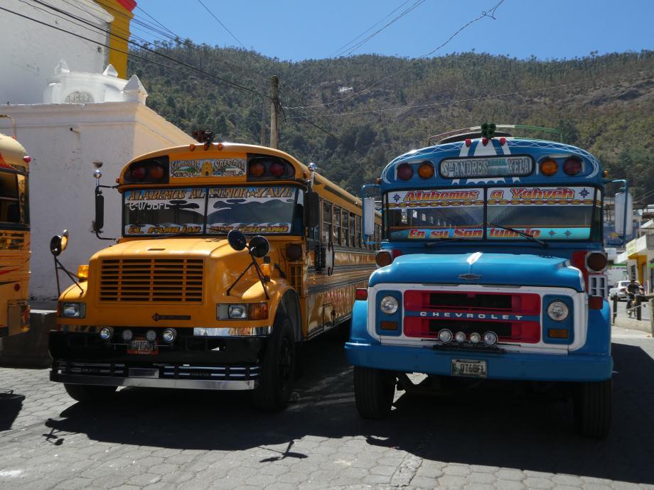 Chicken bus (2)