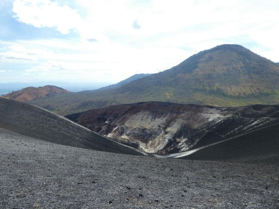 Cratère du Cerro Negro -