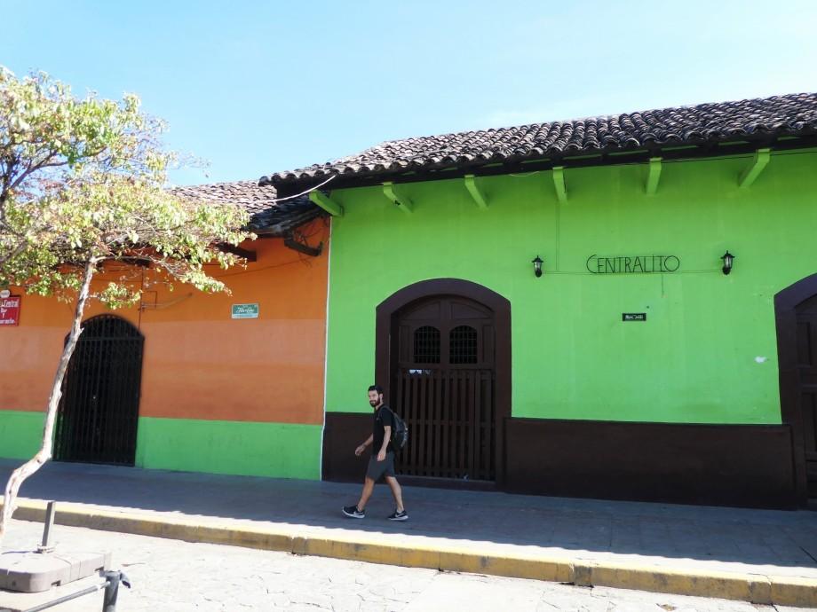façade de Granada.