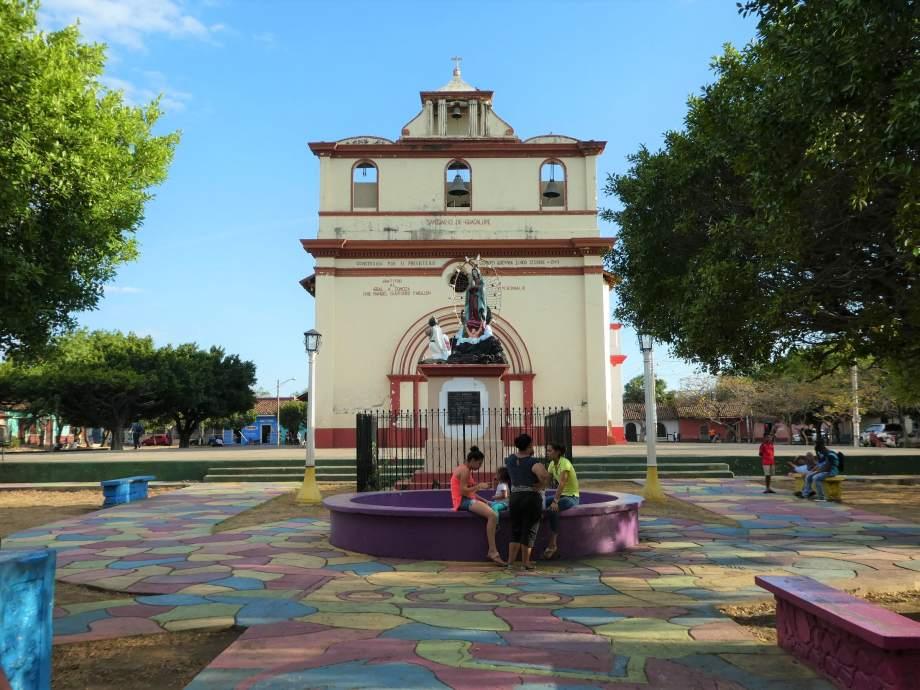 iglesia de la Guadalupe