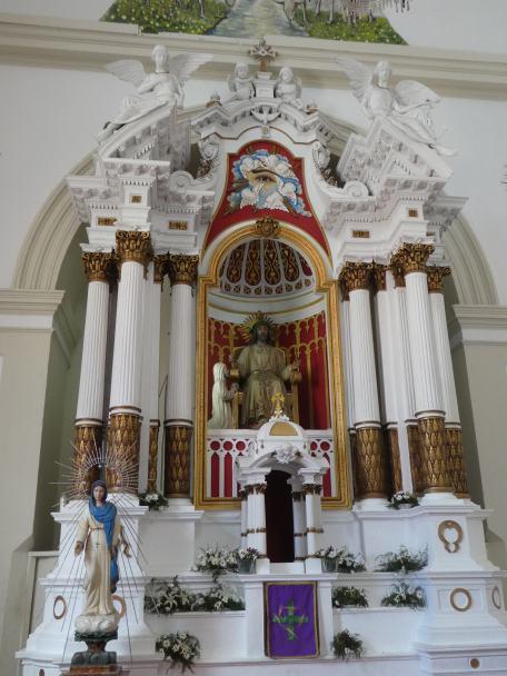 intérieur de la cathédrale --