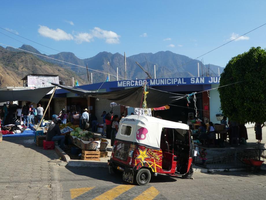 marché de san Juan