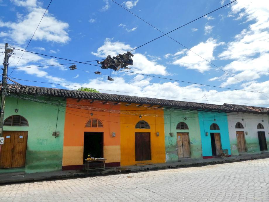 Ruelle colorée de Granada