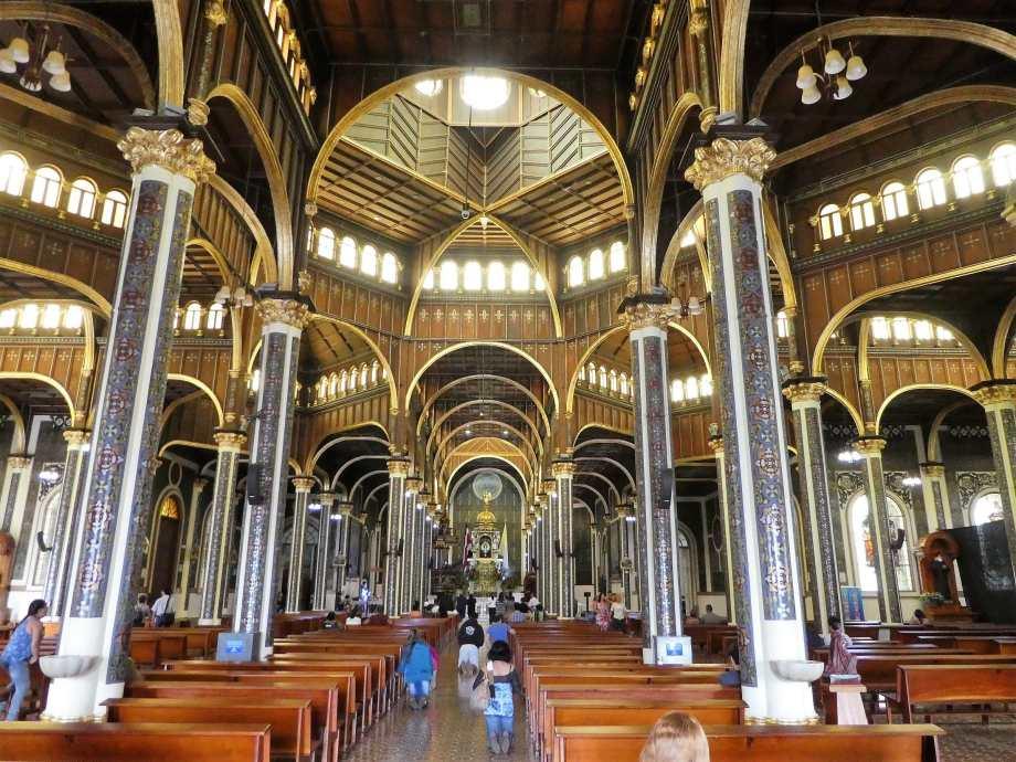 basilique de Cartago -