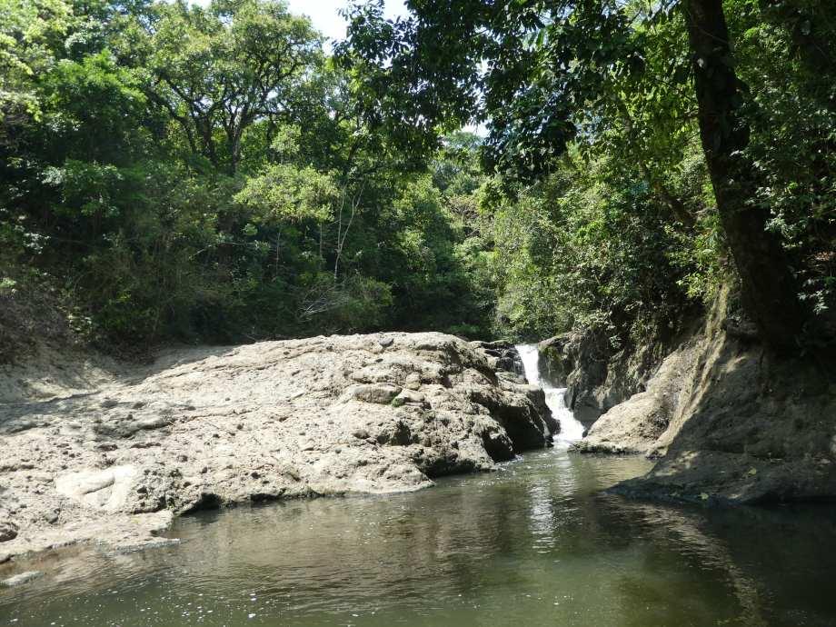 cascade El Valle