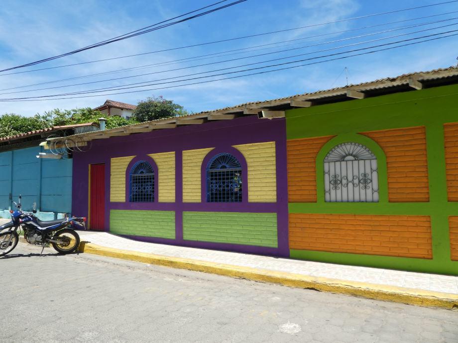 façade colorée de San Juan