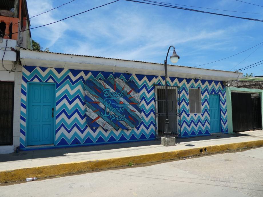 façade de San Juan