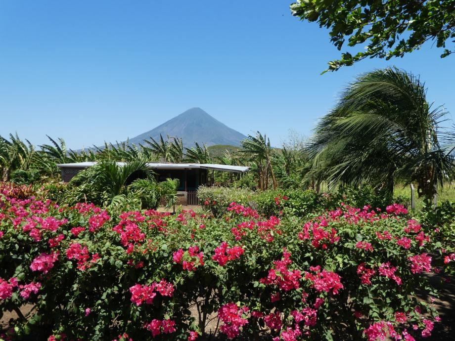 Le volcan Conception