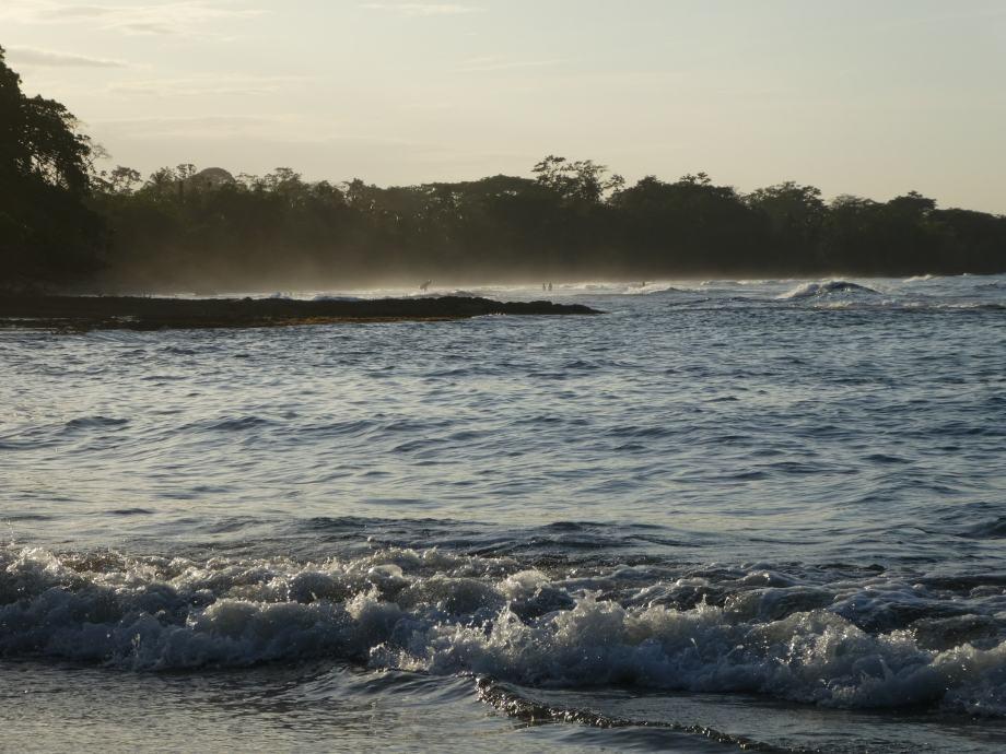 playa negra -