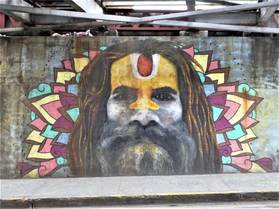 street art à san José .