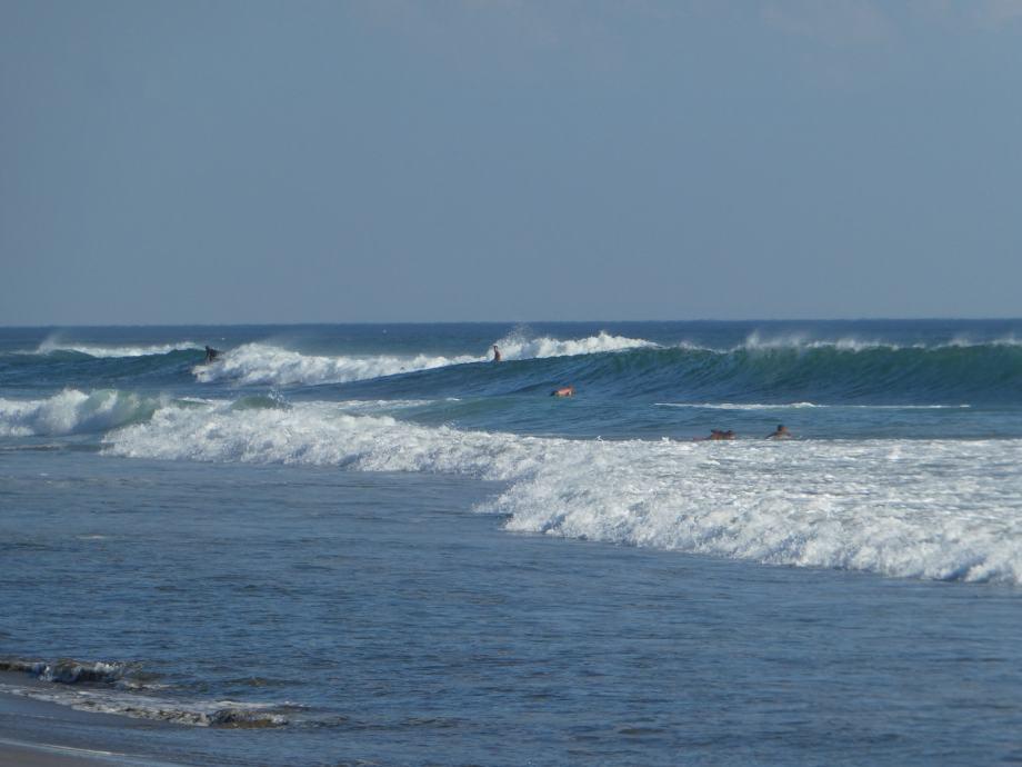Surfeurs à Popoyo
