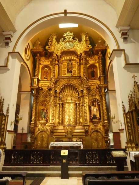 église San José -