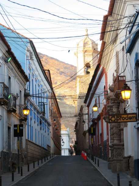 calle de Potosi