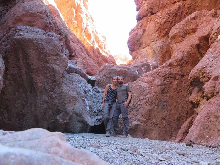 canyon del Inca -