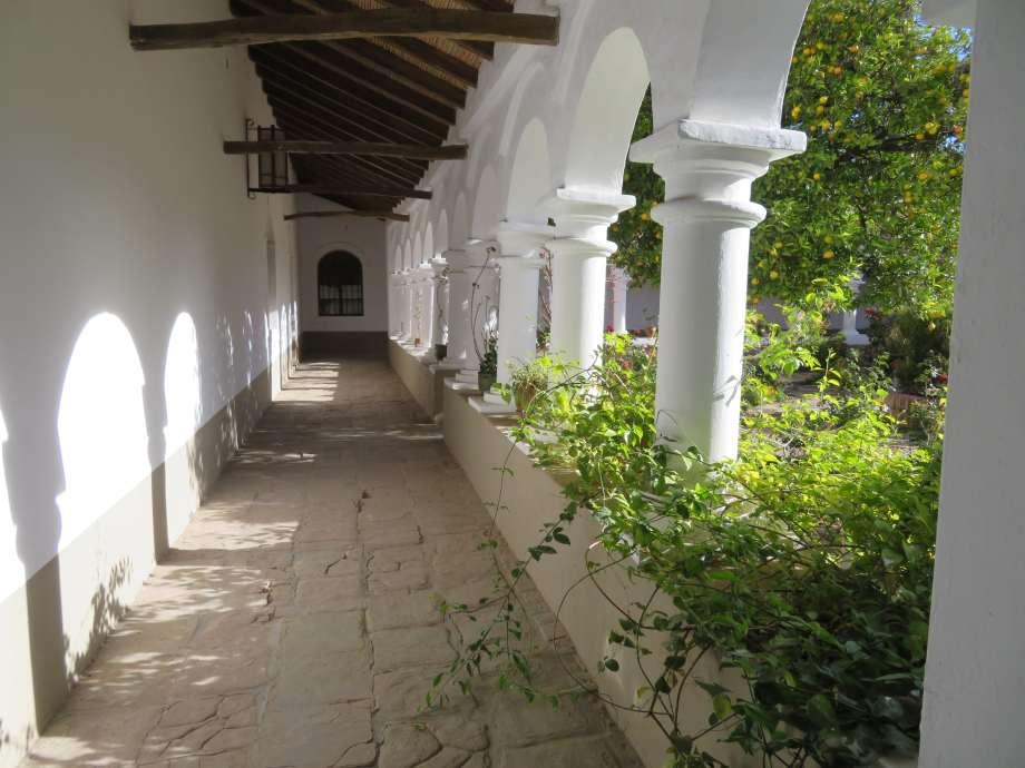 couvent de La Recoleta