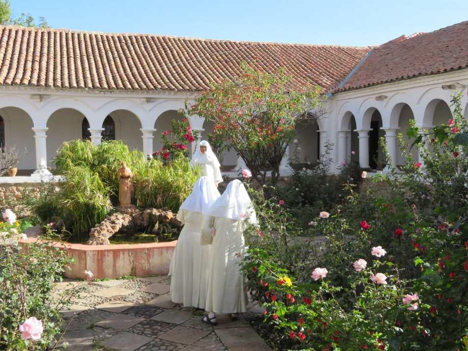 couvent de La Recoleta -