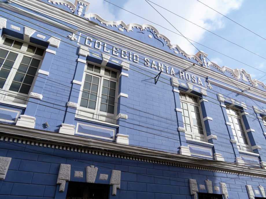 façade coloniale