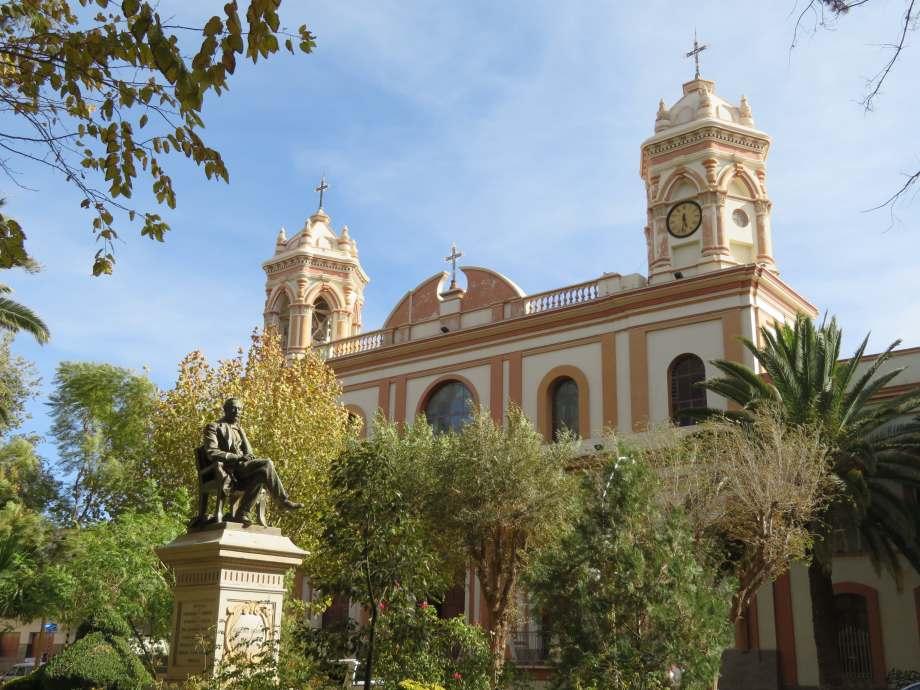 iglesia de Tupiza