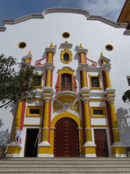 iglesia, Potosi --