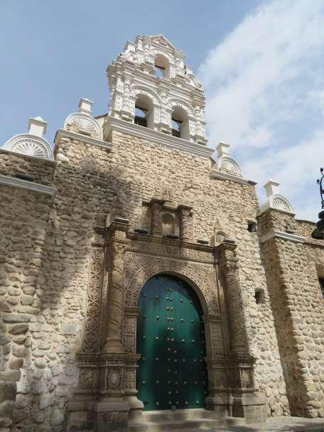 iglesia, Potosi