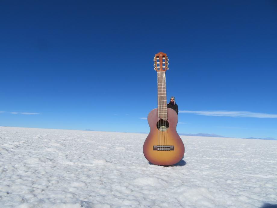 la guitare -