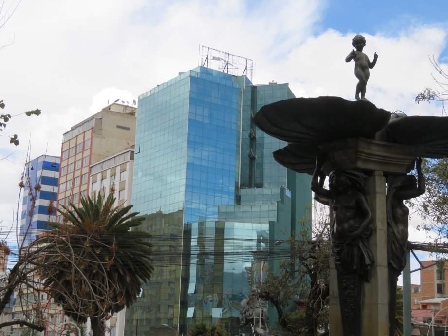 Le Prado de La Paz