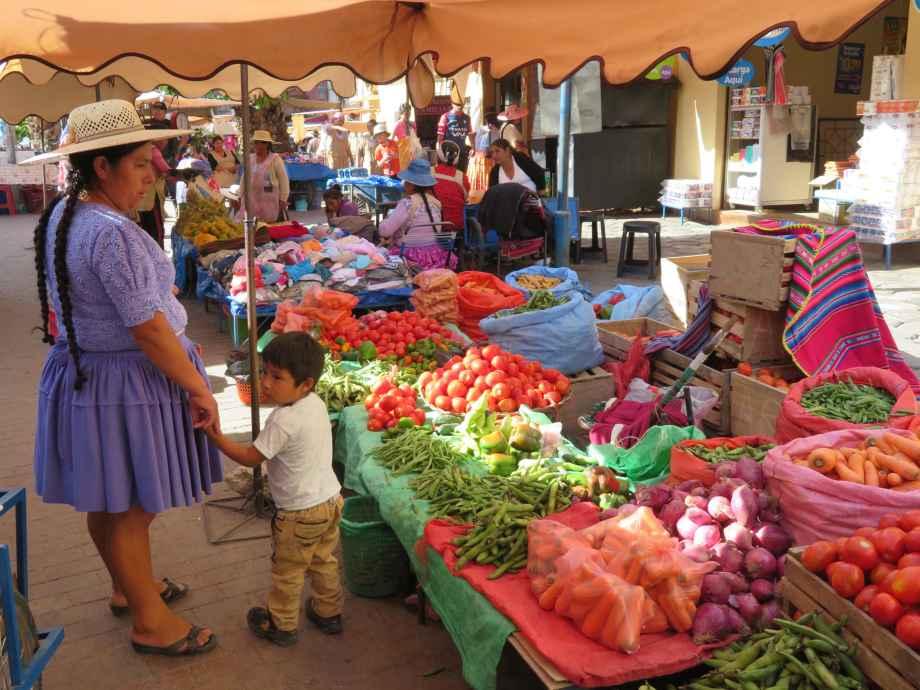 marché de Quillacollo
