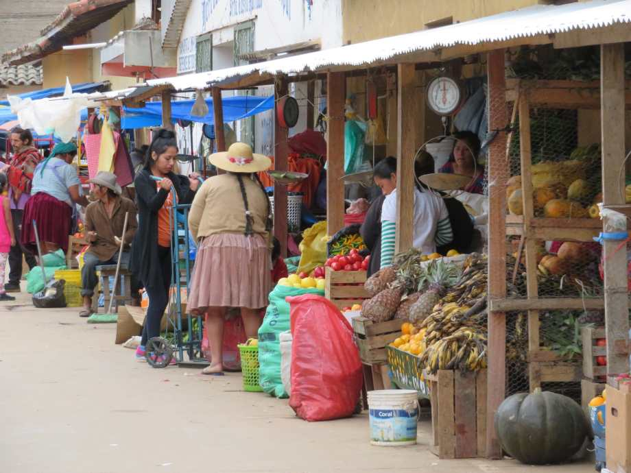 marché de Samaipata