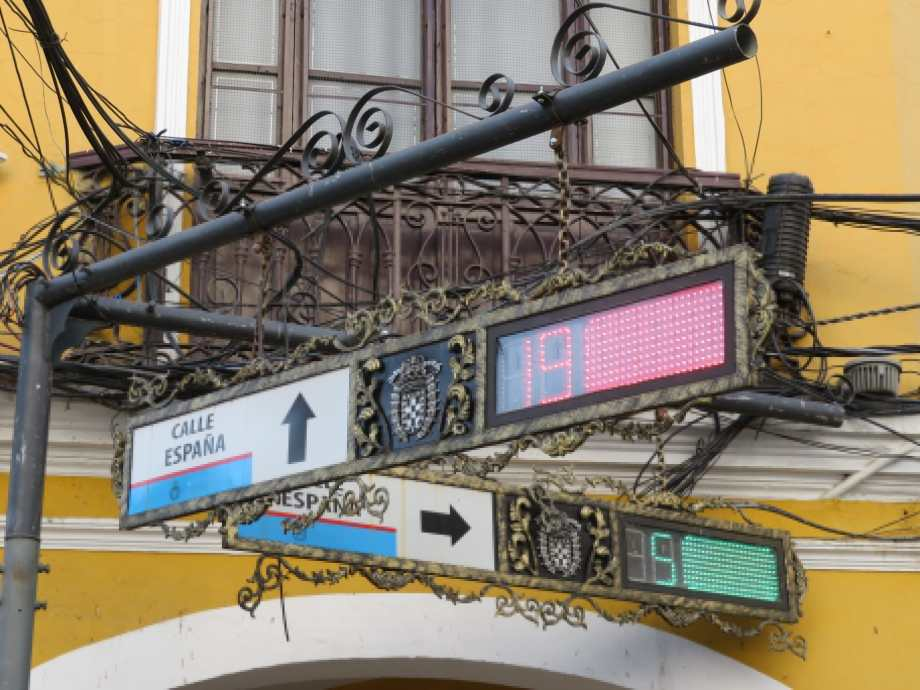 panneau de Cochabamba