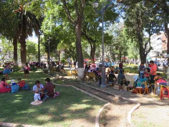 parc à Quillacolla