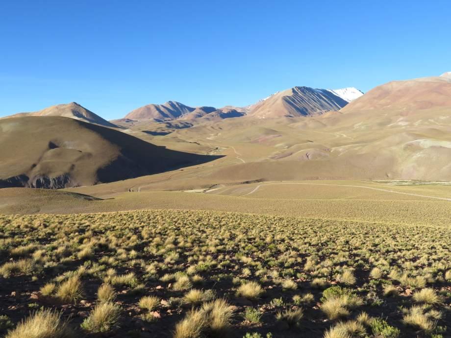 paysage de l'altiplano -