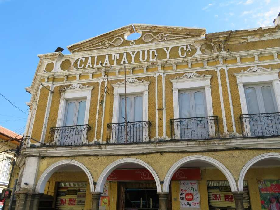 place centrale Cochabamba --