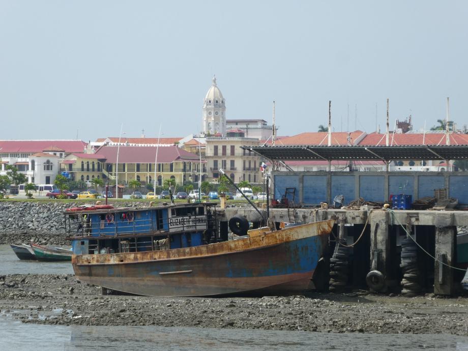 port de pêche -