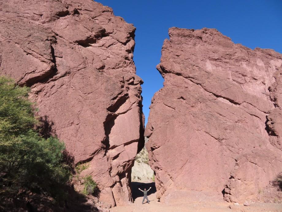 porte du canyon