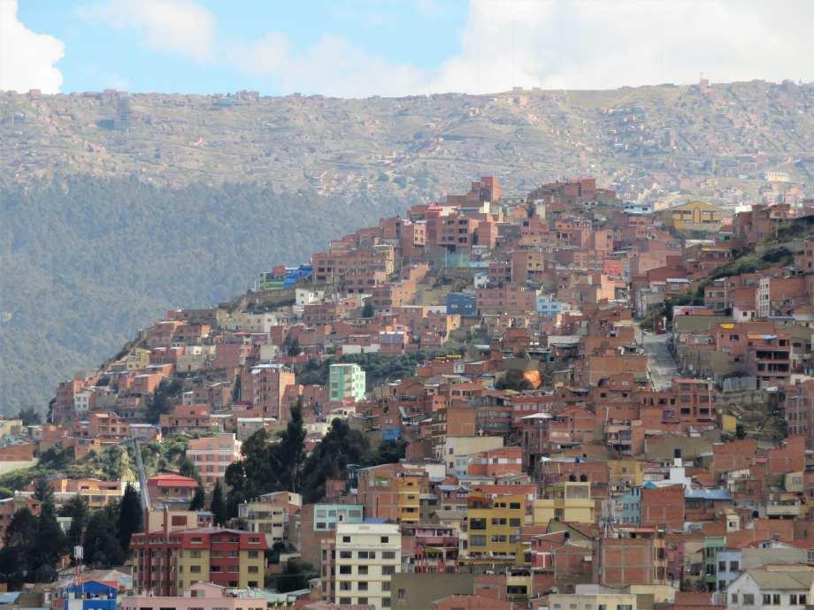 quartier de La Paz