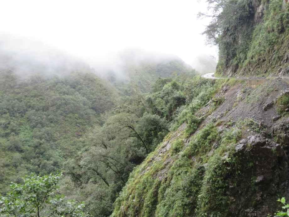route des Yungas -