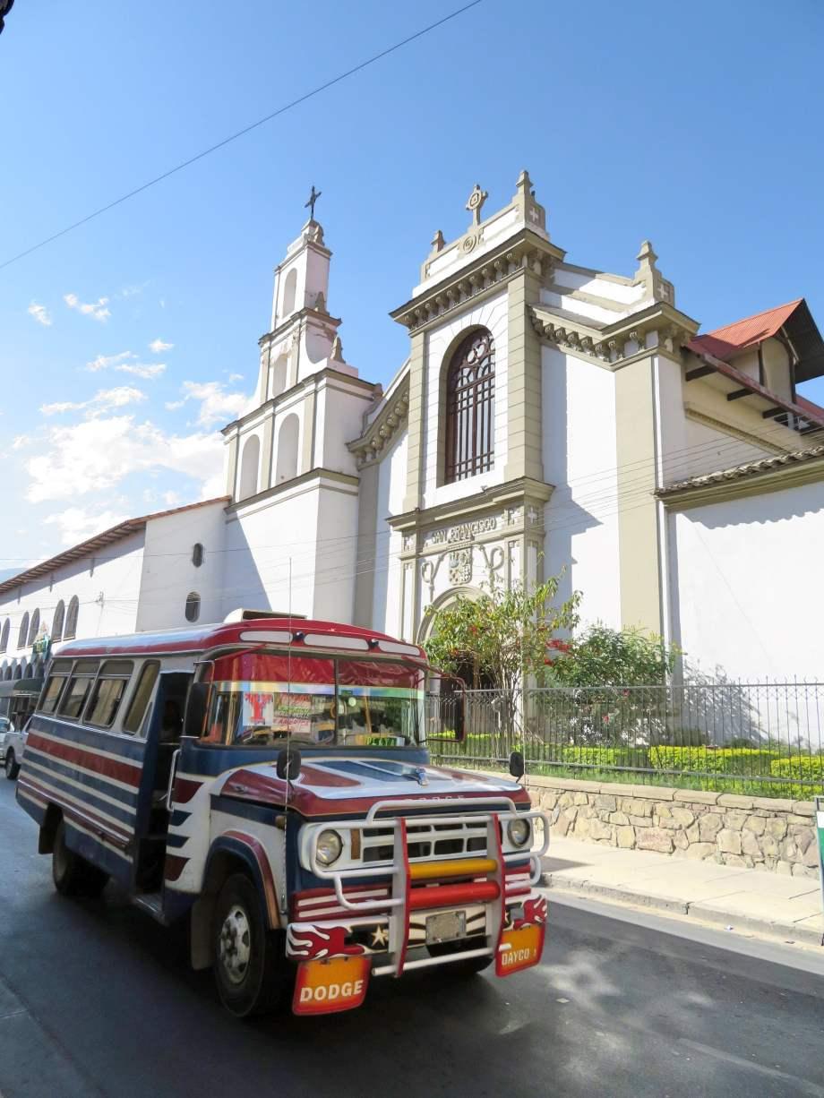 rue de Cochabamba