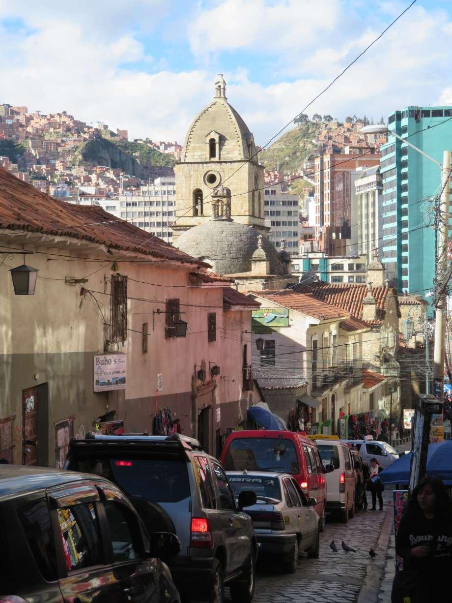 ruelle de La Paz