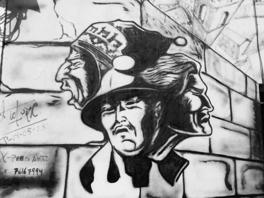 street art, Potosi
