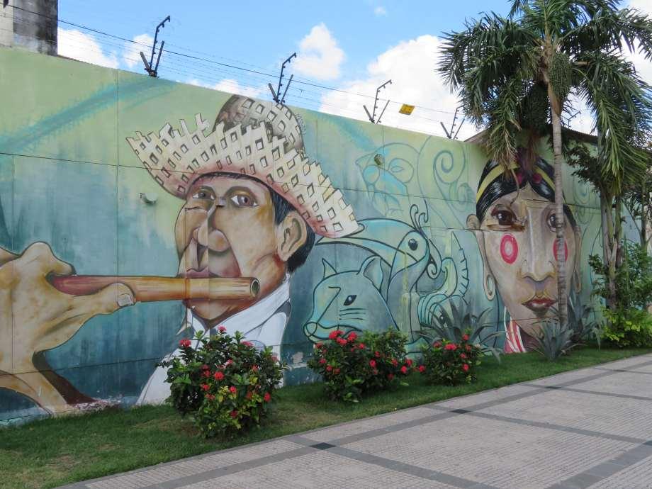 street art Santa Cruz