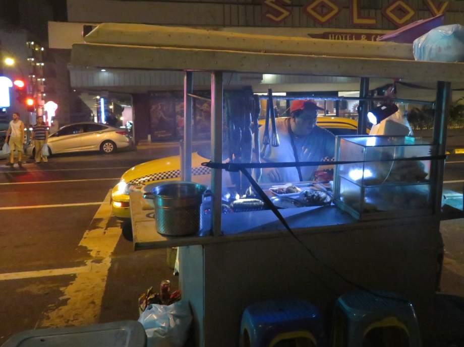 street food -