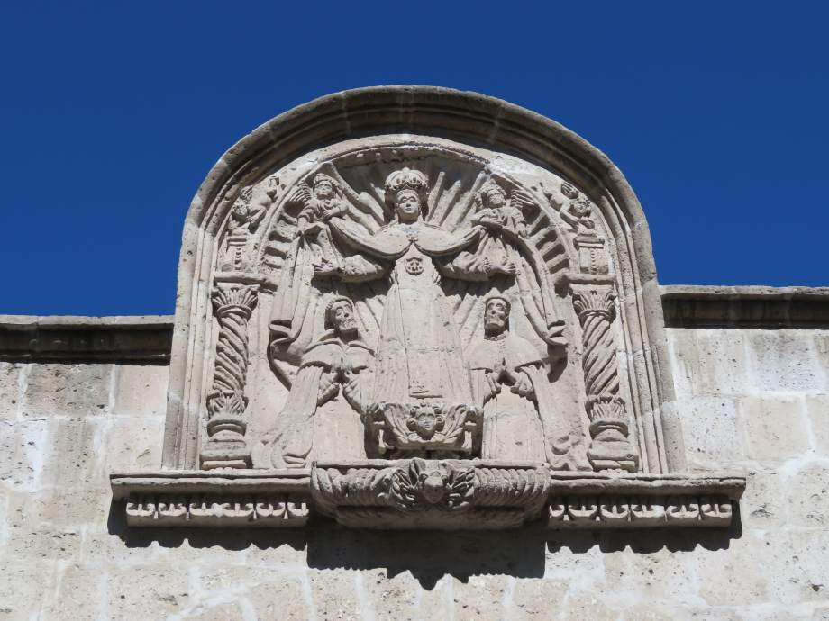 église d'Arequiâ (1)