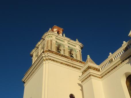 église de copacabana --